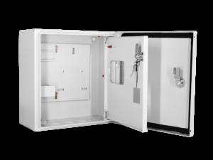 ЩУ-1/2 IP54 2-х дверный (305х300х170) MECAS
